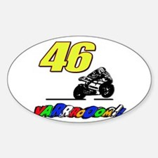 VR46vroom Decal
