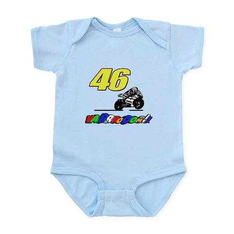 VR46vroom Infant Bodysuit