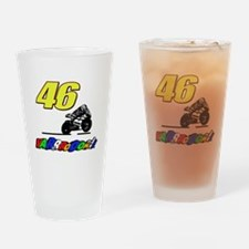 VR46vroom Drinking Glass