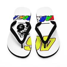 VR46vroom Flip Flops