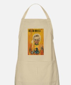 HELL ON WHEELS BBQ Apron
