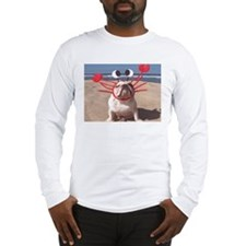 Lobster Dog Long Sleeve T-Shirt