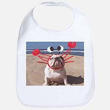 Lobster Dog Bib