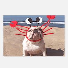Lobster Dog Postcards (Package of 8)