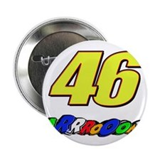 "VR46vroom3 2.25"" Button"