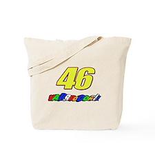 VR46vroom3 Tote Bag