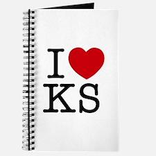 I Heart Kansas Journal