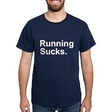 Running Men's Sucks T-Shirt