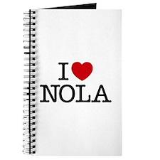 I Heart New Orleans Journal