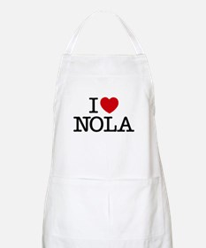 I Heart New Orleans Apron