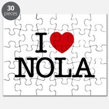 I Heart New Orleans Puzzle