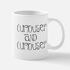 curiouser Mug