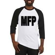 MFP Black Baseball Jersey