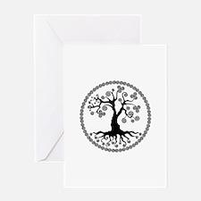 Celtic & Proud- Tree Stationary & Greeting