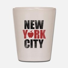 New York City Shot Glass