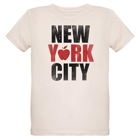 New York City Organic Kids T-Shirt