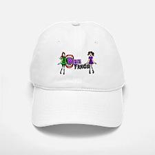 Babie Fangs Baseball Baseball Cap