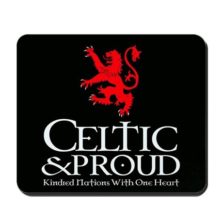 C&P Scots Mousepad