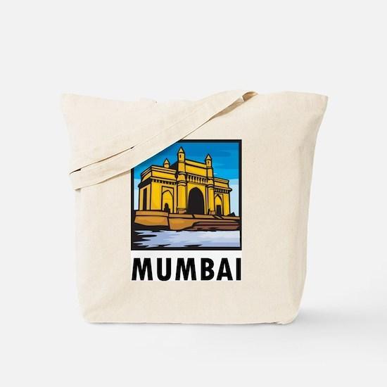 Mumbai Tote Bag