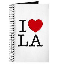 I Heart Las Angeles Journal