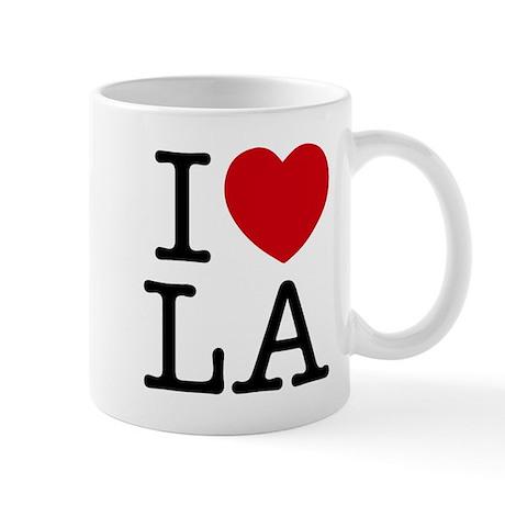 I Heart Las Angeles Mug