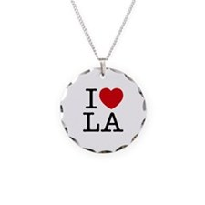 I Heart Las Angeles Necklace