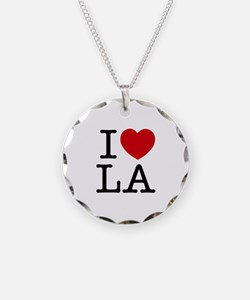 I Heart Las Angeles Necklace