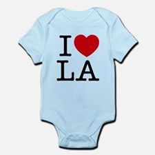 I Heart Las Angeles Infant Bodysuit