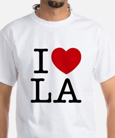 I Heart Las Angeles Shirt