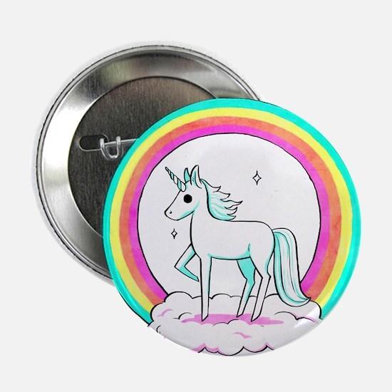 "Unicorn 2.25"" Button"