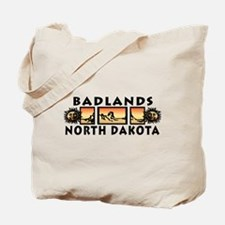 Unique North dakota vacation Tote Bag