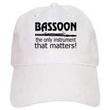 Bassoon Instrument Cap