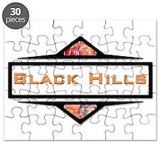 Cute Black hills Puzzle