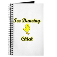 Ice Dancing Chick Journal