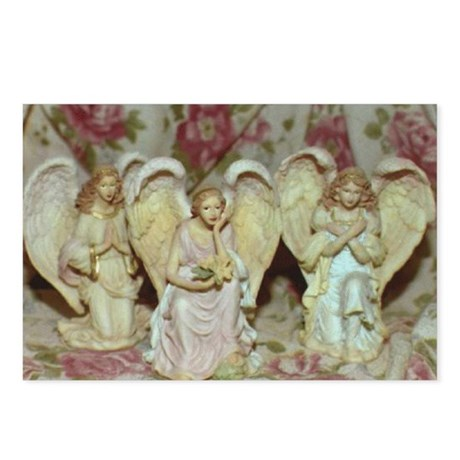 Yes, Angel Postcards (Package of 8)