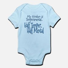 My Kraken is Temperamental Infant Bodysuit