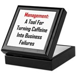 Management: Tool For Failure Keepsake Box