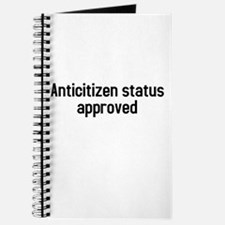 Anticitizen status approved Journal