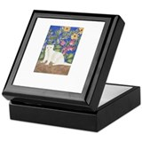 Ferret Square Keepsake Boxes