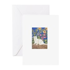 Ferrets Greeting Cards (Pk of 10)