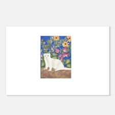 Ferrets Postcards (Package of 8)