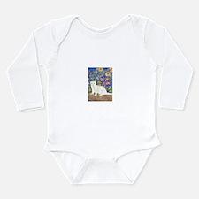 Ferrets Long Sleeve Infant Bodysuit