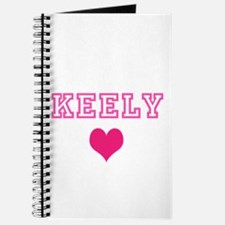 Unique Keely Journal