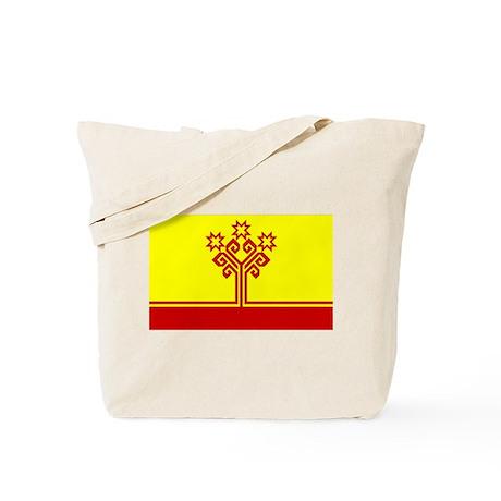 Chuvashia Tote Bag