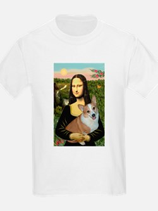 Mona - Corgi (Pembr-L) T-Shirt