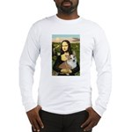 Mona - Corgi (Pembr-L) Long Sleeve T-Shirt