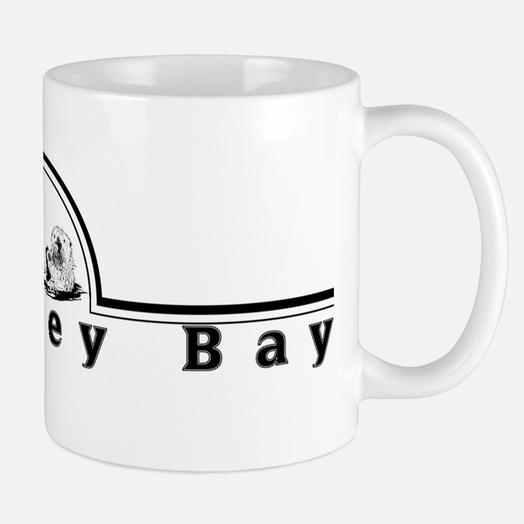 Cute Monterey bay Mug