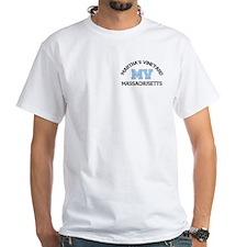 Martha's Vineyard MA - Map Design. Shirt