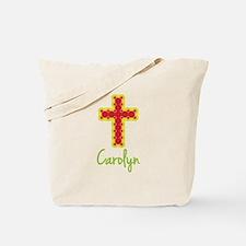 Carolyn Bubble Cross Tote Bag