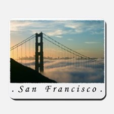 San Francisco Airbrushed Gifts  Mousepad